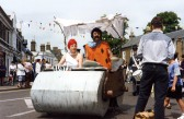 Chatteris Town Carnival Parade- Flintstones
