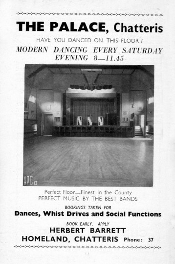 Advertisement in the
