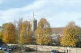 Autumn memories Saint Peter's Church Chatteris