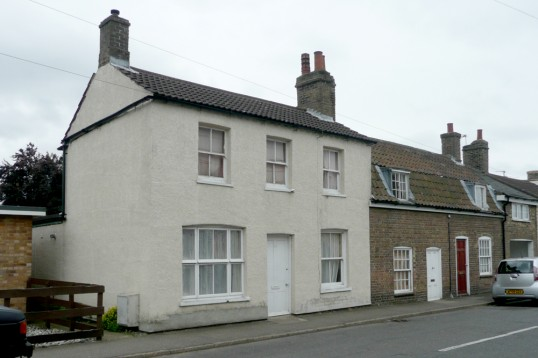 Former Railway View public house, Station Street, Chatteris