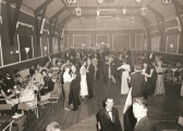 Dancers at the Palace ballroom, Market Hill, Chatteris. Photo contributed by Mr Bristow.