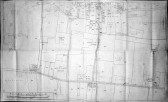 Map of Mepal RAF airfield near Chatteris during world war 2