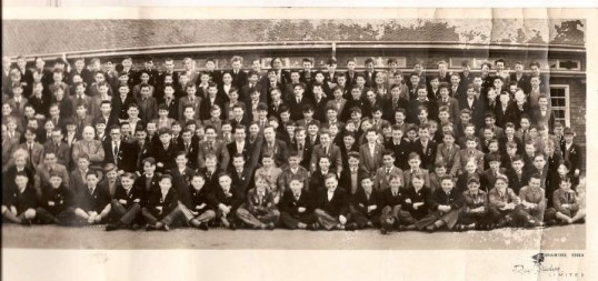 Cromwell Secondary School, Chatteris. 1959. 3 of 3 photographs supplied by Mr Jim Aston.