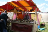 """Olives on sale here""---at the Chatteris Medieval Festival, Furrowfields Park, Chatteris."