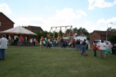All the fun of the Fair, at Chatteris Medieval Festival, Furrowfields Park, Chatteris.