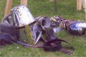 Photograpic Competition, for Chatteris Community Archive, Medieval Festival Event. Winning Photograph submitted by Mr Barry Coates, Chatteris.