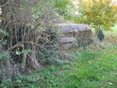 WW2 Pill Box on B1098 Nr Bridge by 40ft Drain junction to Horseway Lock, Chatteris, related to by Ron Melton in his recording, on building it.