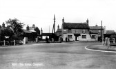 The Bridge at Chatteris near Dock Road. The Public House is now Walk the Dog.A tunnel was sited under this area to carry sewage.