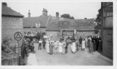 Hospital Sunday Parade, High Street,  Chatteris ,from the Alan Rickwood collection