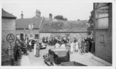 Hospital Sunday Parade, High Street, Chatteris. from the Alan Rickwood collection.