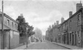 High Street, Chatteris  From the Alan Rickwood collection.