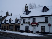"""Snowbound"" - Cross Keys/ Market Hill  Chatteris 2009   By Miss Pippin."