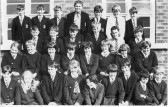 1967. Class 1 Emmanuel. Cromwell Comprehensive School. Original photo taken by Mr. John Slack, maths teacher.Chatteris.