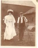 Susie Bishop and Charles Bishop.