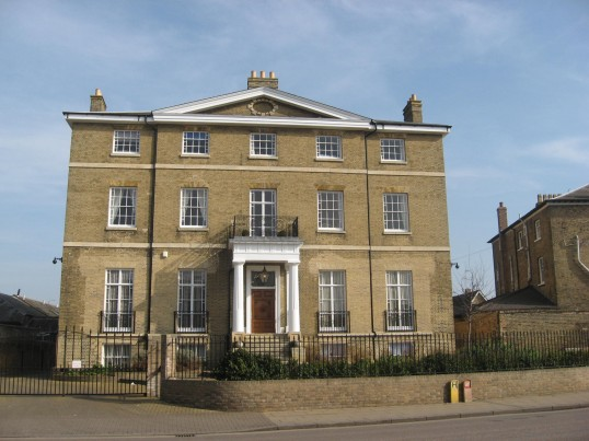 Chatteris House