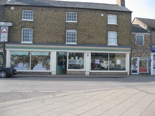 Shopping Arcade, Chatteris High Street