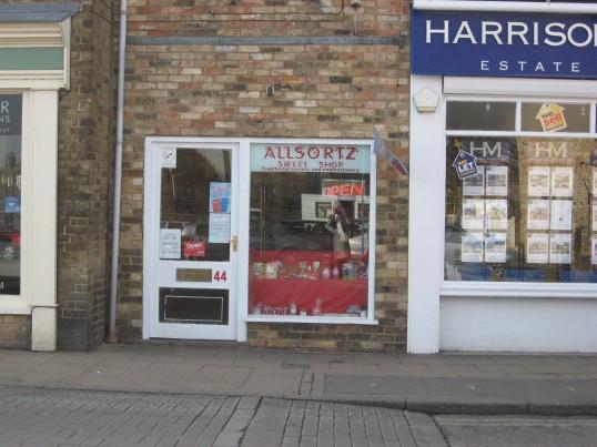 Allsortz Sweet Shop, Chatteris High Street