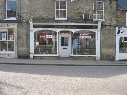 Leopards Boutique, High Street ,Chatteris
