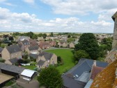 View over Boadicea Court, Chatteris