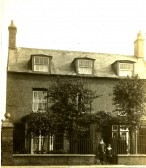 Stanley House, London Road. Chatteris