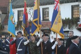 Chatteris Remembrance Sunday Parade 2012