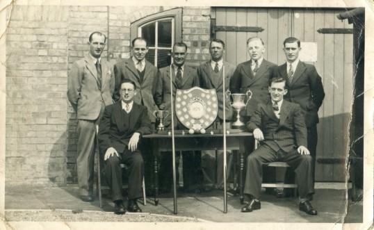 Chatteris Workingmens' Club Snooker Team