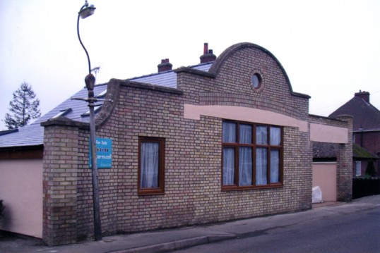 Converted Garage/store in Wood Street