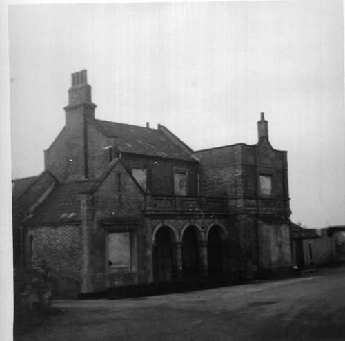 Chatteris Railway Station