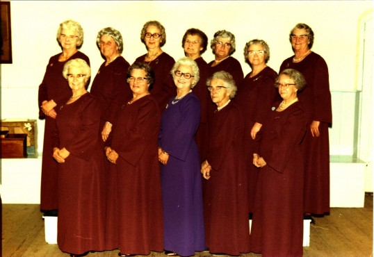 Chatteris Good Companions Choir (Ladies)