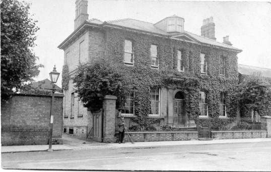 Park House , Park Street, Chatteris