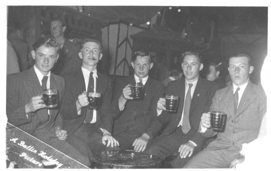 Chatteris men enjoy a trip to Butlins