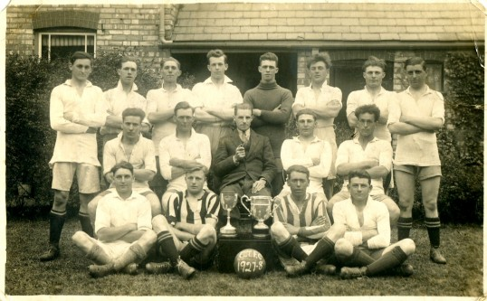 Chatteris Town Football Club 1928