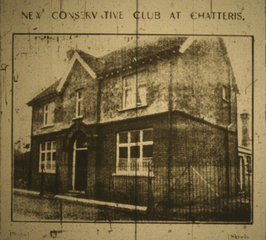 A New Conservative Club For Chatteris, Cambridgeshire Times, 29 January 1915