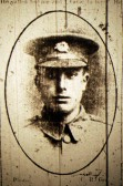 Photo of Chatteris Soldier, William B Kirby (37191), Cambridgeshire Times Friday 5th February 1915