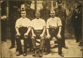 Chatteris WW1 Soldier Private Laws Prisoner of War 1915