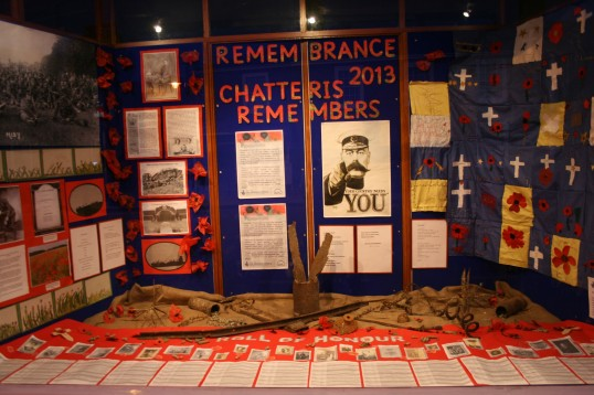 Remembrance Window 2013