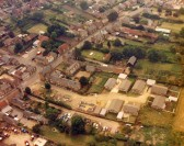 Aerial views of Chatteris Stuart Stacey Collection