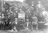 Brass Band- Stuart Stacey Collection