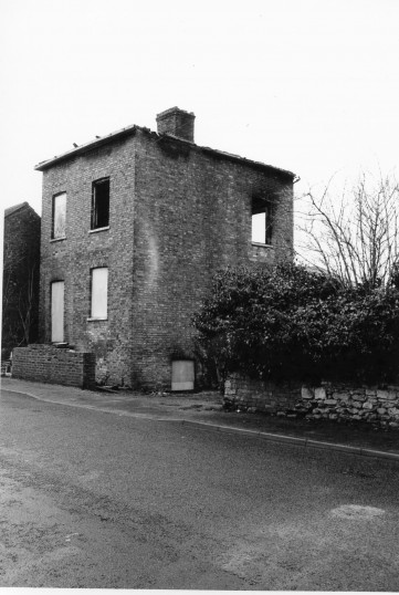 Derelict House in Chatteris-Stuart Stacey Collection