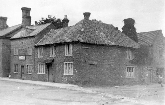 Smarts Lane, Chatteris-Stuart Stacey Collection