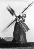 Windmill, Chatteris,  Stuart Stacey Collection