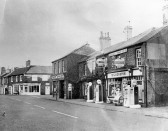 Wilderspin Garage & Motor Agents,Chatteris- Stuart Stacey Collection