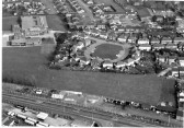 Chatteris Town aerial views. From the Stuart Stacey collection.