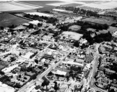 Aerial Views Over Chatteris Stuart Stacey Collection