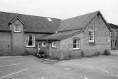 Hive End School, Huntingdon Rd Chatteris. From the Stuart Stacey Collection