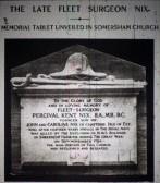 Chatteris WW1 Soldier Percival Kent Nix, Chatteris Remembers Biography