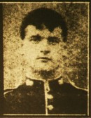 Chatteris WW1 Soldier George Palmer. Chatteris Remembers Biography