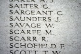 Chatteris WW1 Soldier William Savage (17430), Chatteris Remembers Biography