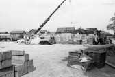 Construction site  ,Chatteris-Stuart Stacey Collection