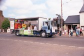 Chatteris Carnival Floats possibly 1988 from the Stuart Stacey Collection